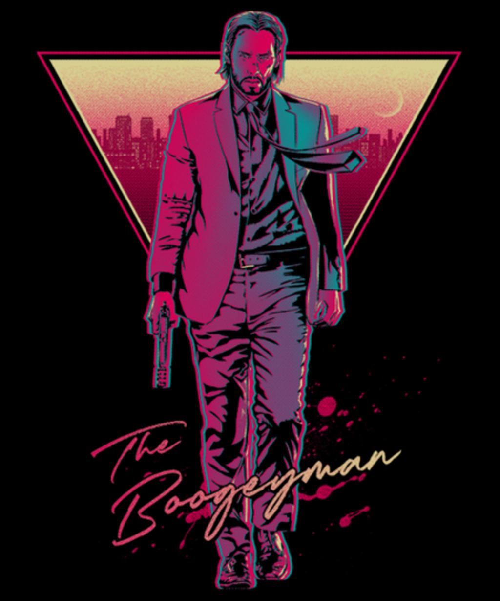 Qwertee: The Boogeyman