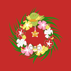TeePublic: A Poké Mele Holiday T-Shirt