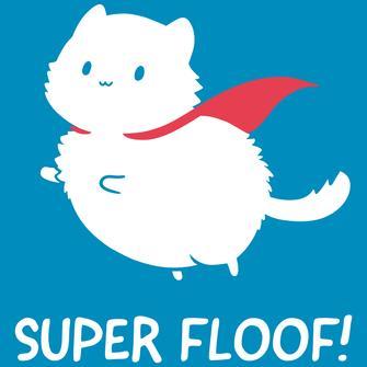 TeeTurtle: Super Floof