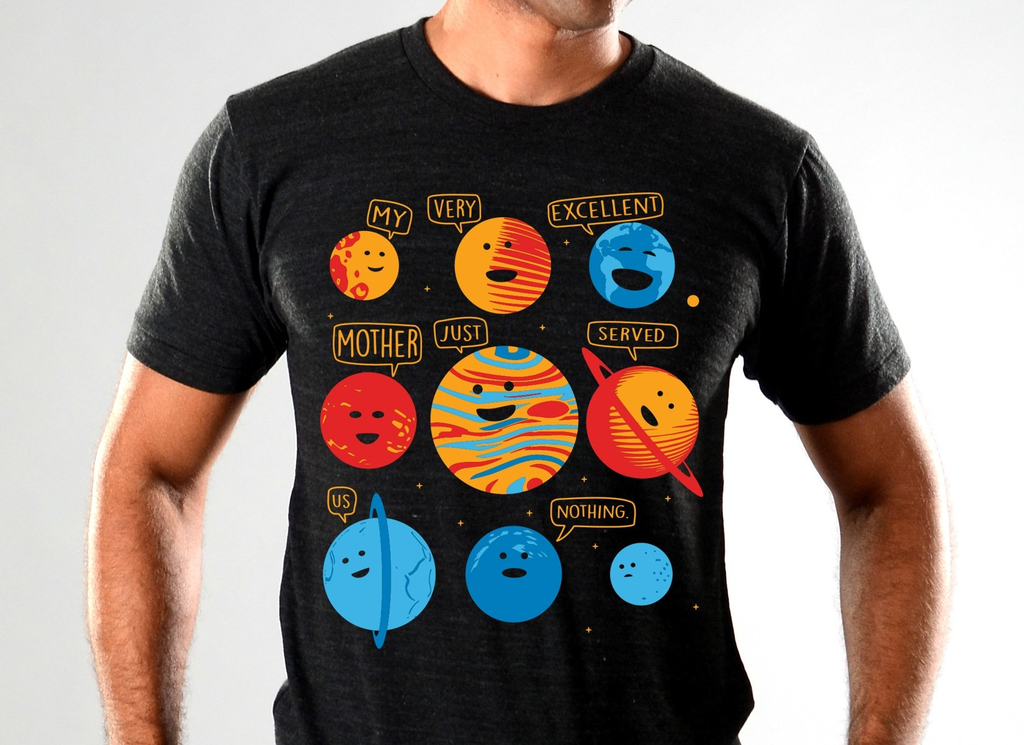 SnorgTees: My Very Excellent Mother Limited Edition Tri-Blend