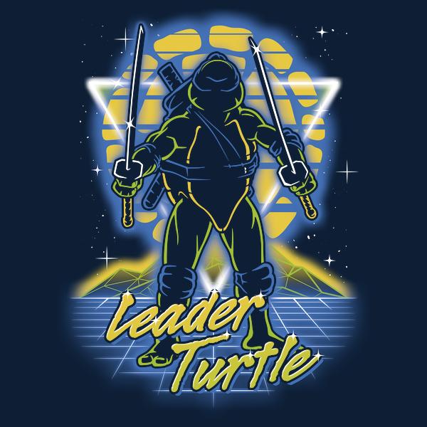 NeatoShop: Retro Leader Turtle