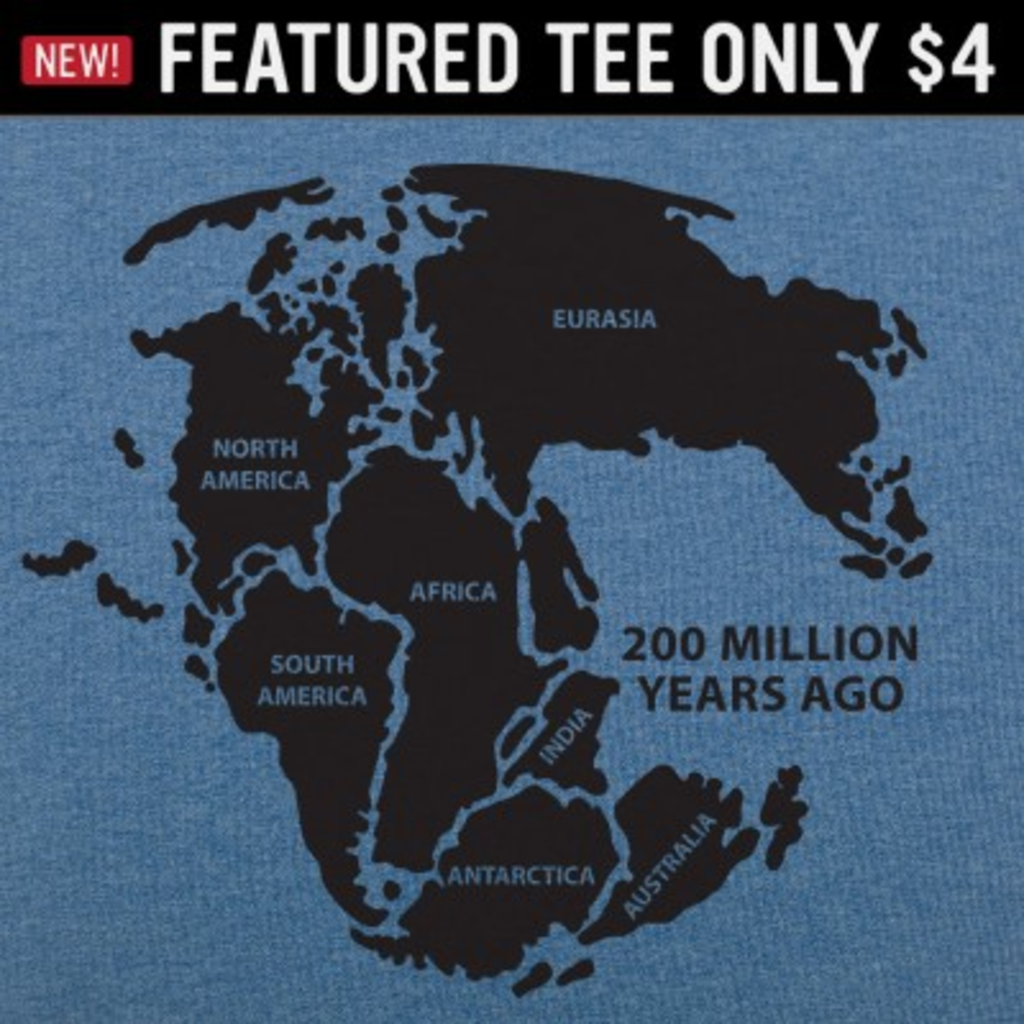 6 Dollar Shirts: Pangea
