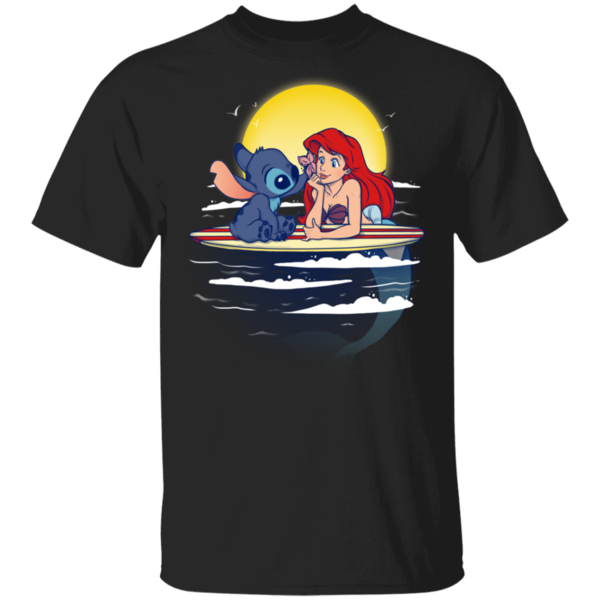 Pop-Up Tee: Aloha Mermaid