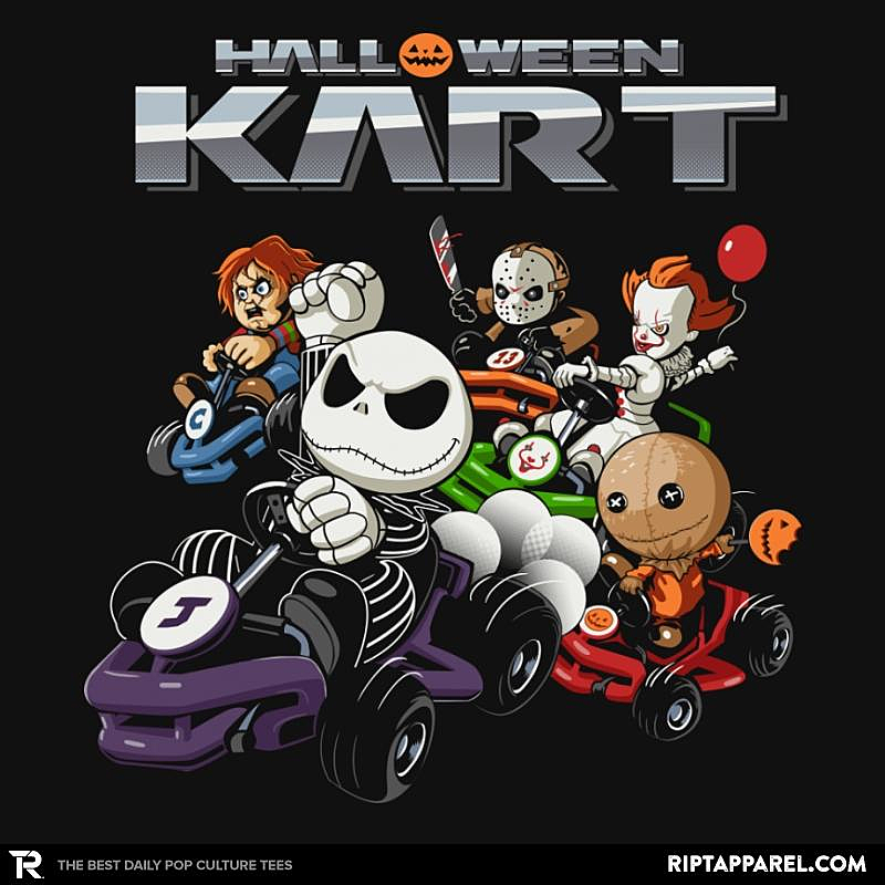 Ript: Halloween Kart