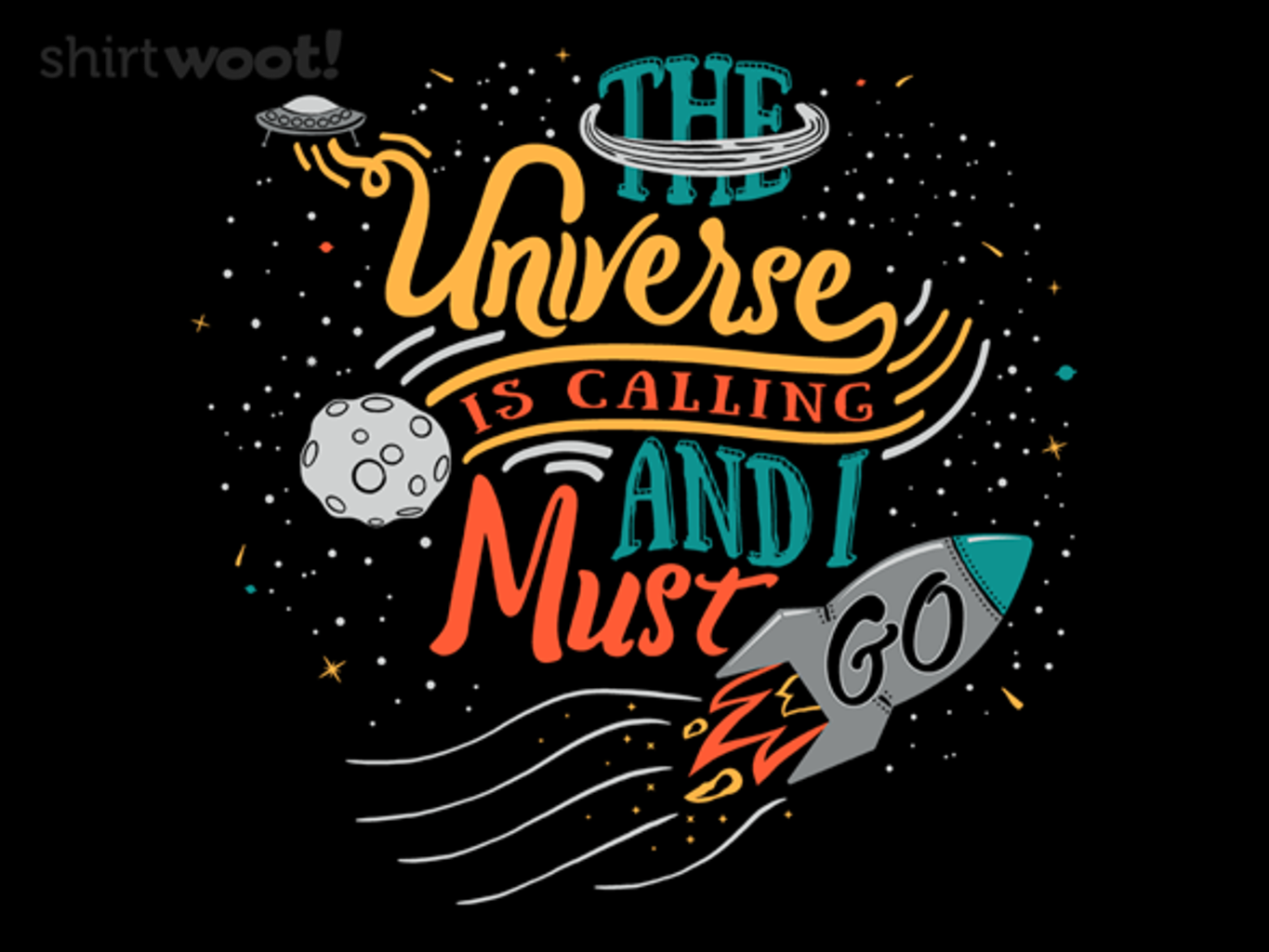 Woot!: The Universe is Calling