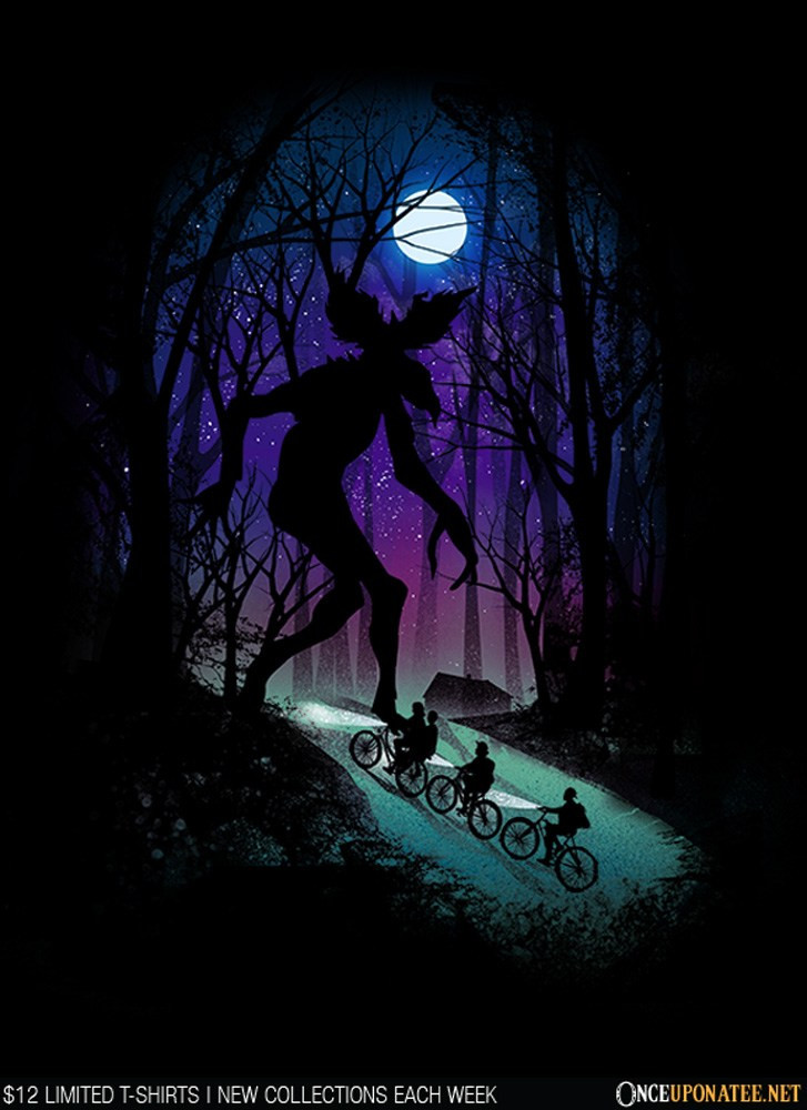 Once Upon a Tee: A Stranger Adventure