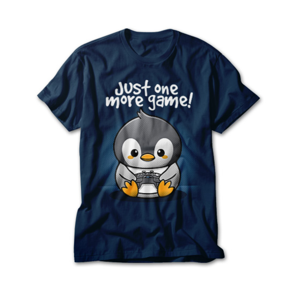 OtherTees: Just One More Game