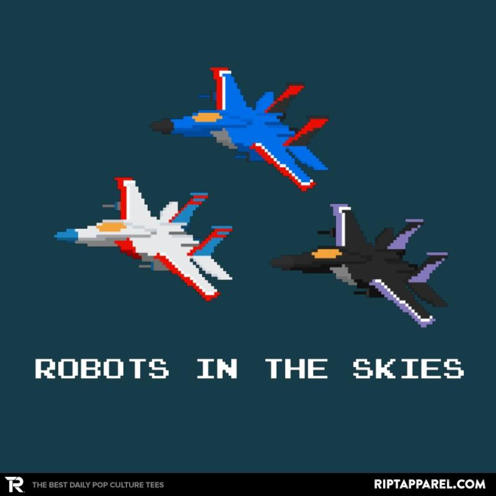 Ript: Robots in the Skies