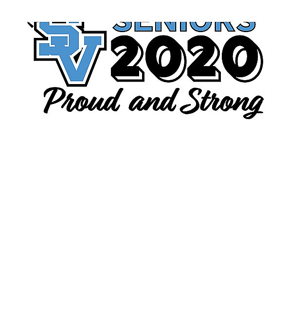 RedBubble: SV Seniors 2020 Proud and Strong