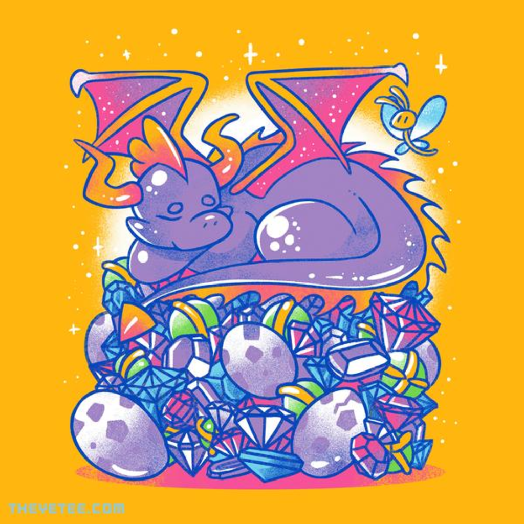 The Yetee: Dragon's Hoard