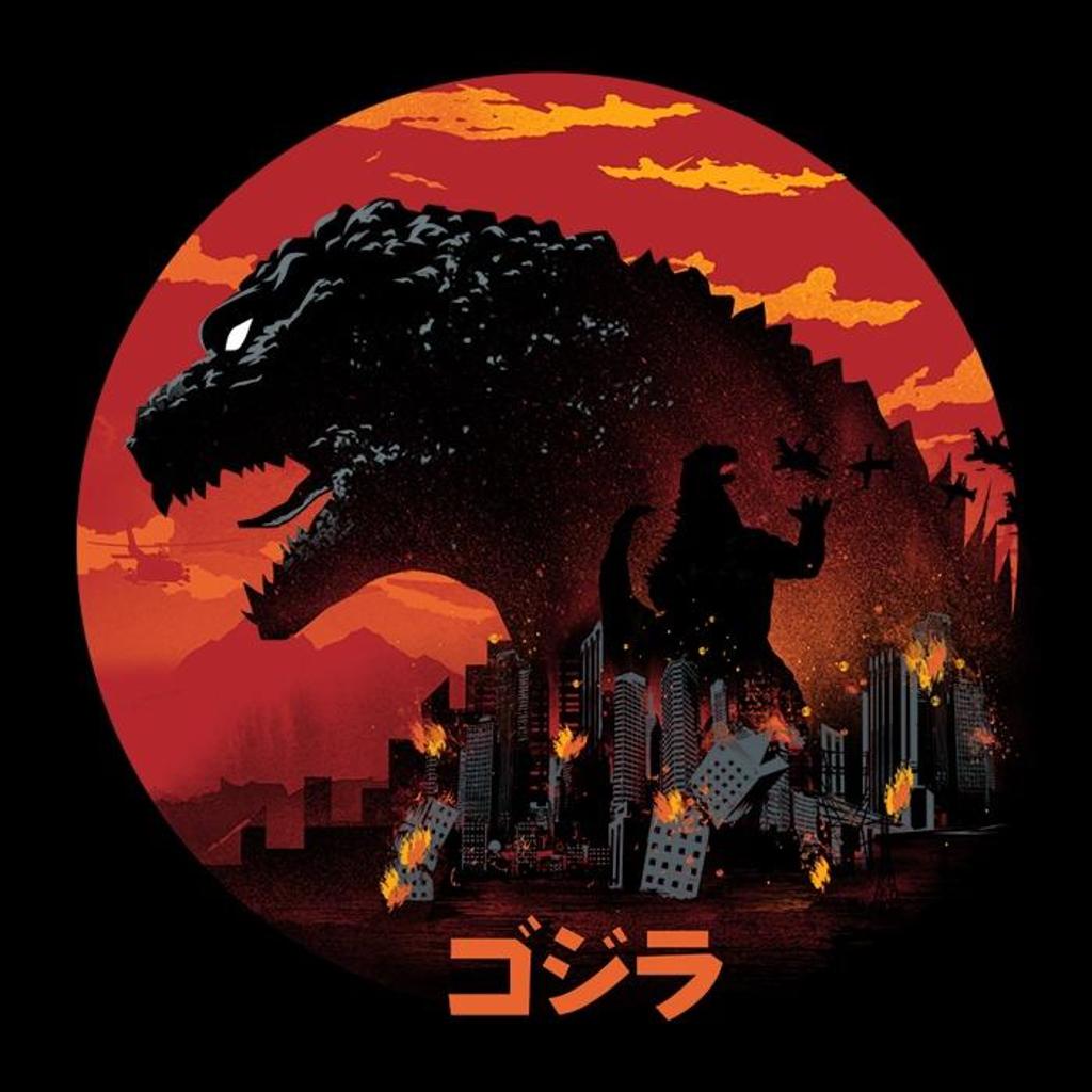 Once Upon a Tee: The King Kaiju