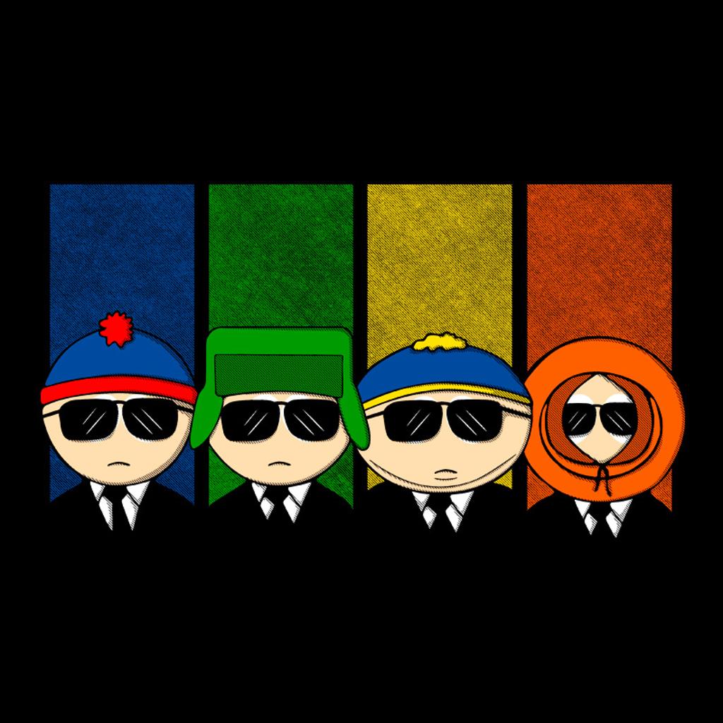 Pampling: Reservoir Park Boys