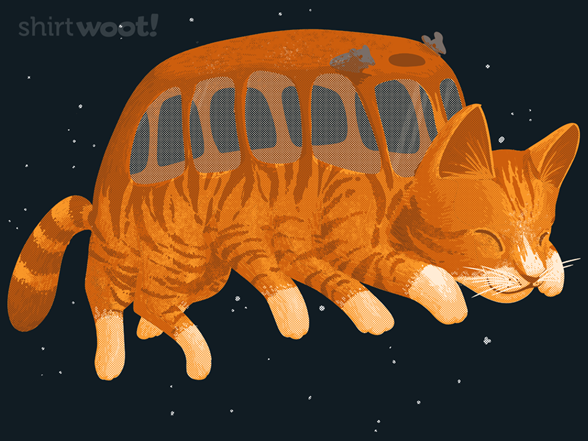 Woot!: Cat Bus IRL