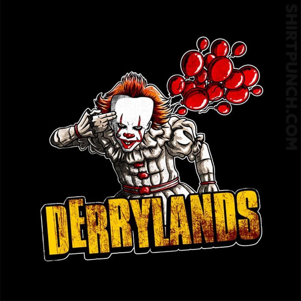 ShirtPunch: Derrylands