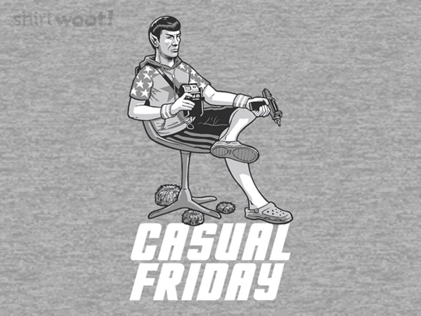 Woot!: Live Long and Casual Friday