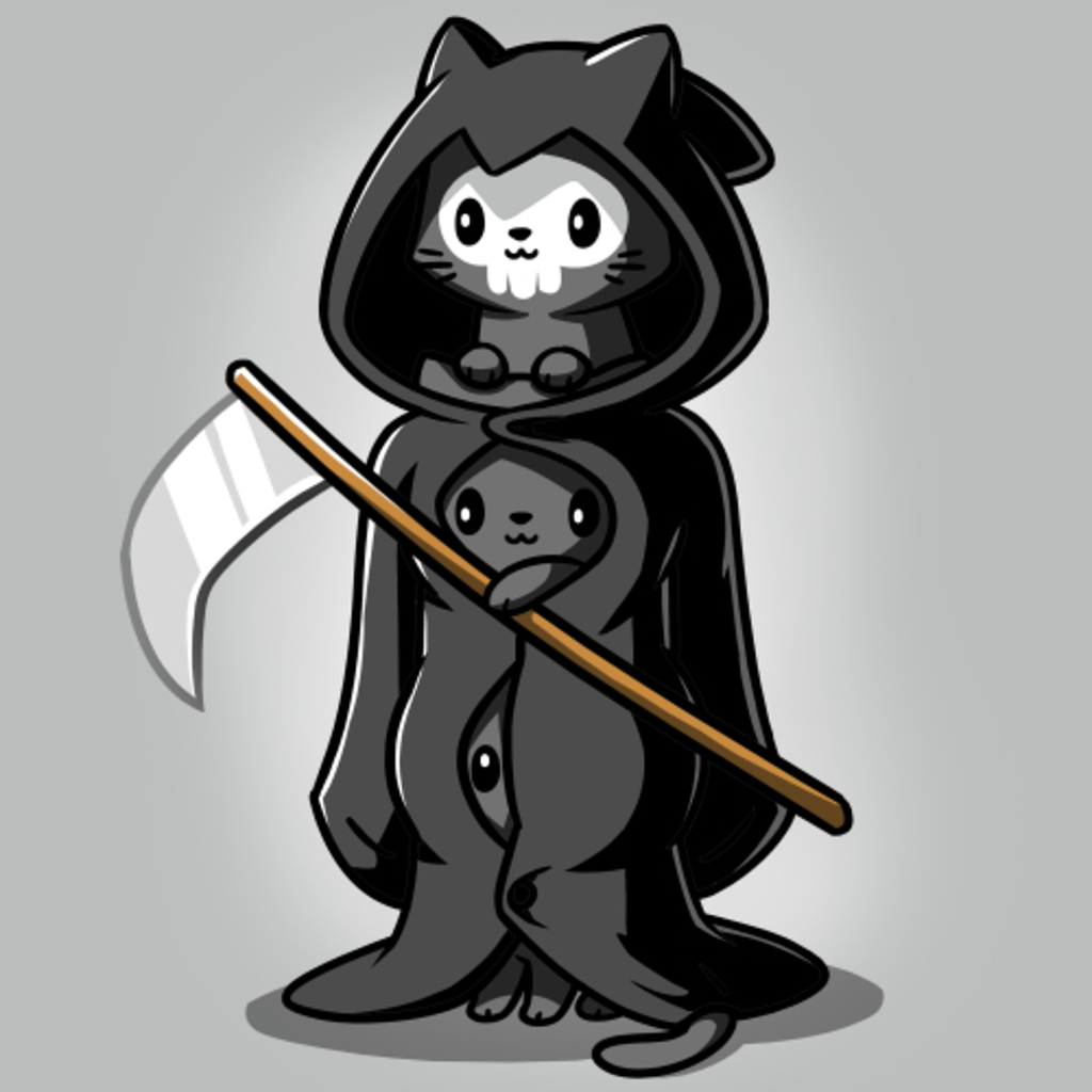 TeeTurtle: Grim Kitties