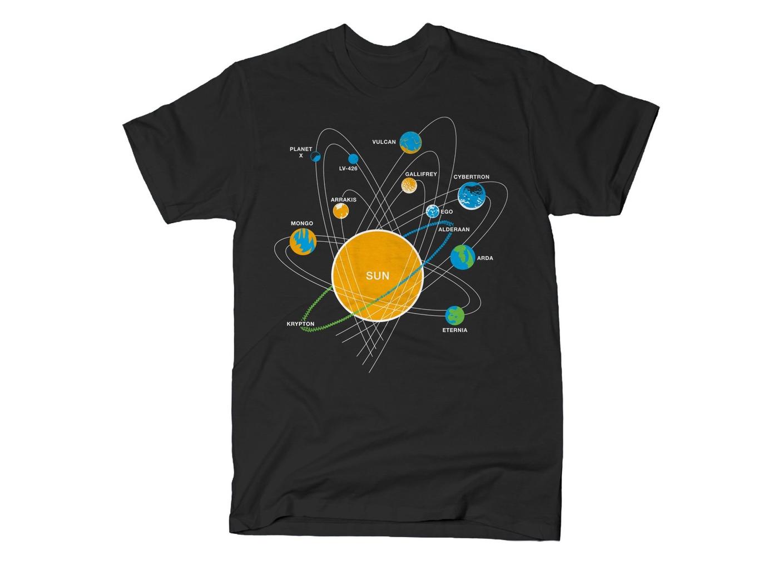 SnorgTees: Solar System