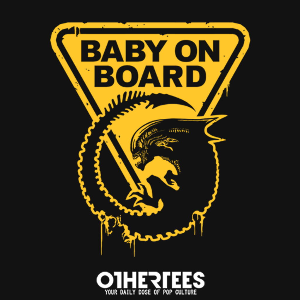 OtherTees: Baby on Board