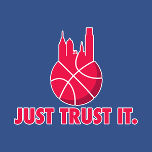 TeePublic: Just Trust It (Red)