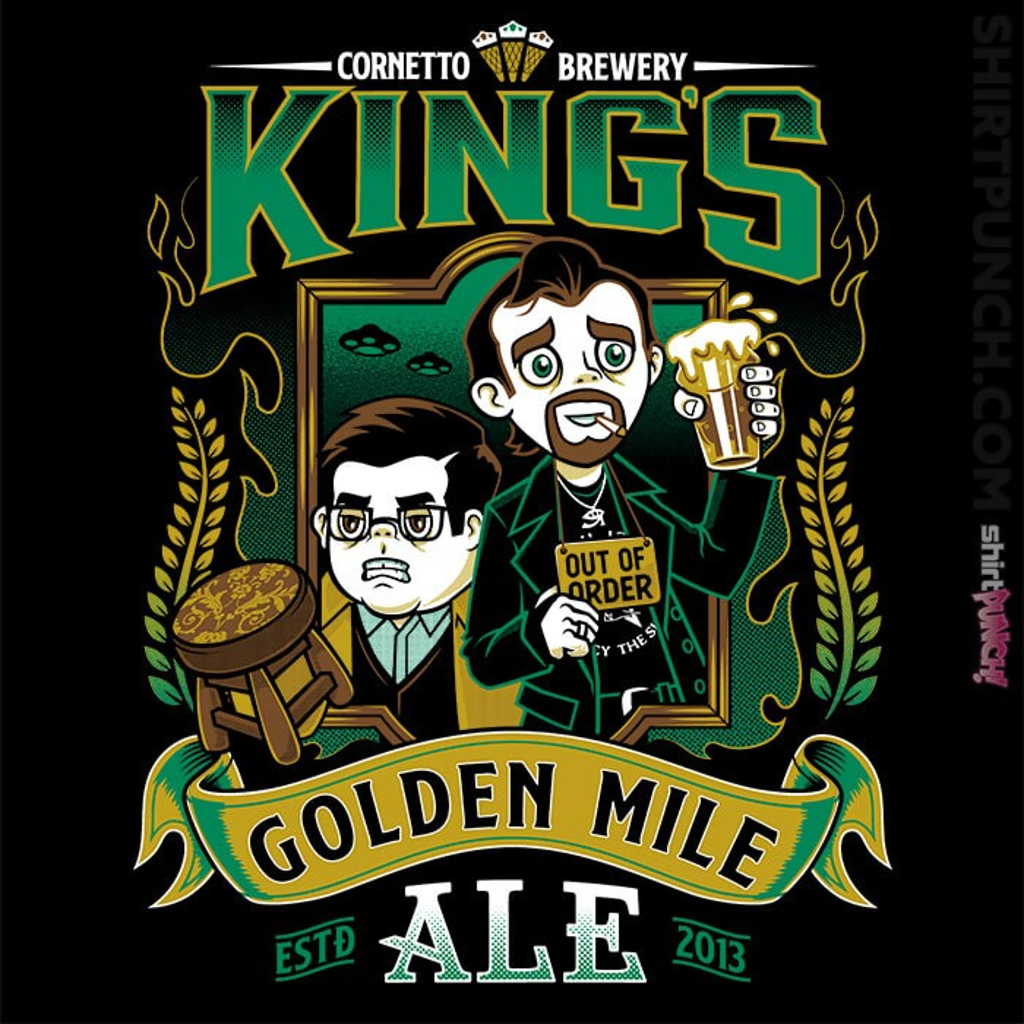 ShirtPunch: King's Ale