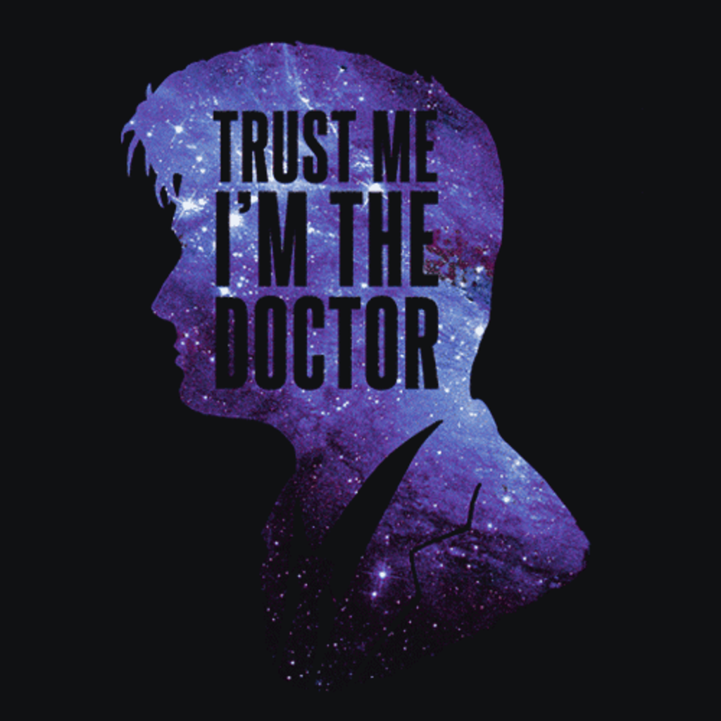 Textual Tees: Trust Me I'm the Doctor