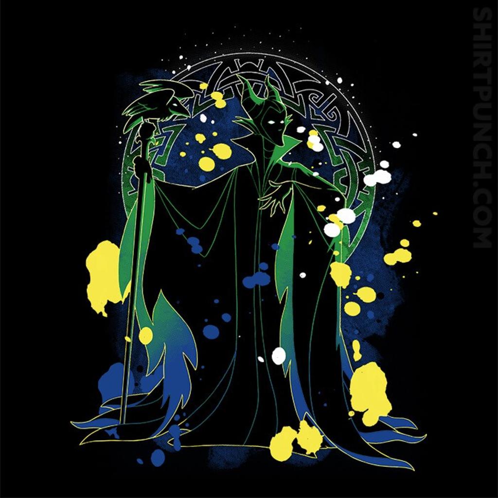 ShirtPunch: Dark Maleficent