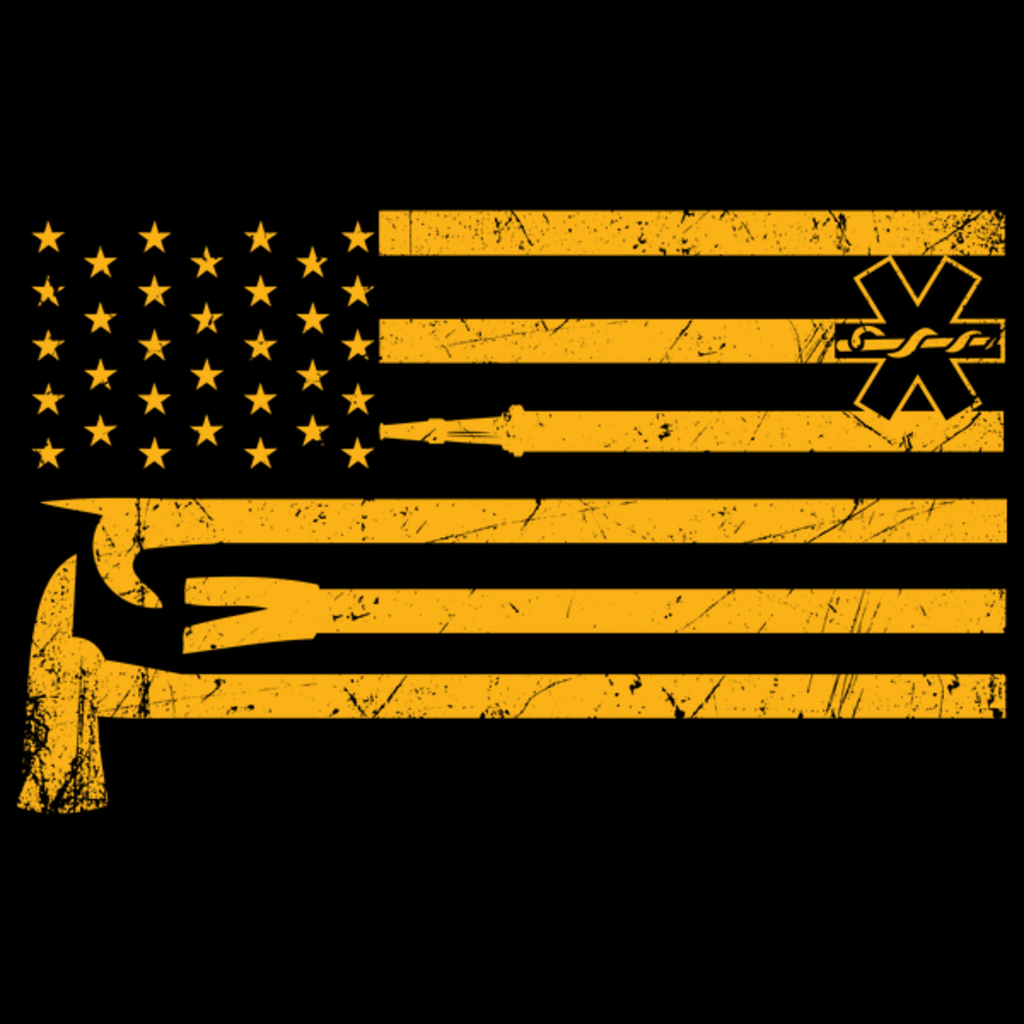 NeatoShop: Fire Department / EMS Flag