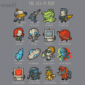 Woot!: The Sci-Fi Plot