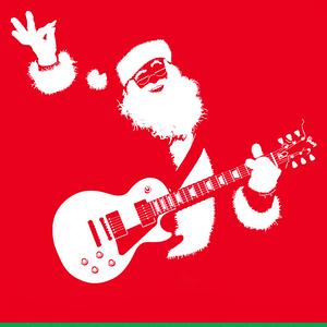 Tee Gravy: Six String Santa
