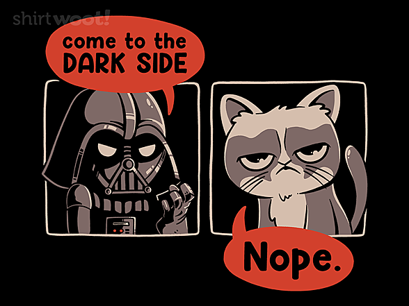 Woot!: Darkside Nope