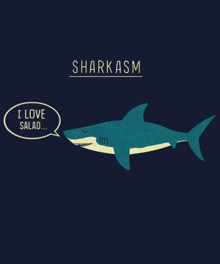 Qwertee: Sharkasm