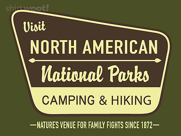Woot!: Nature's Venue for Family Fights