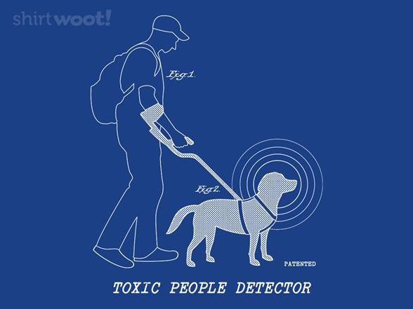 Woot!: Toxic People Detector