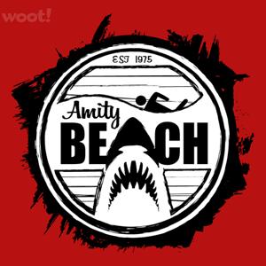 Woot!: Amity Beach