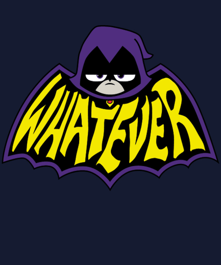 Qwertee: Whatever