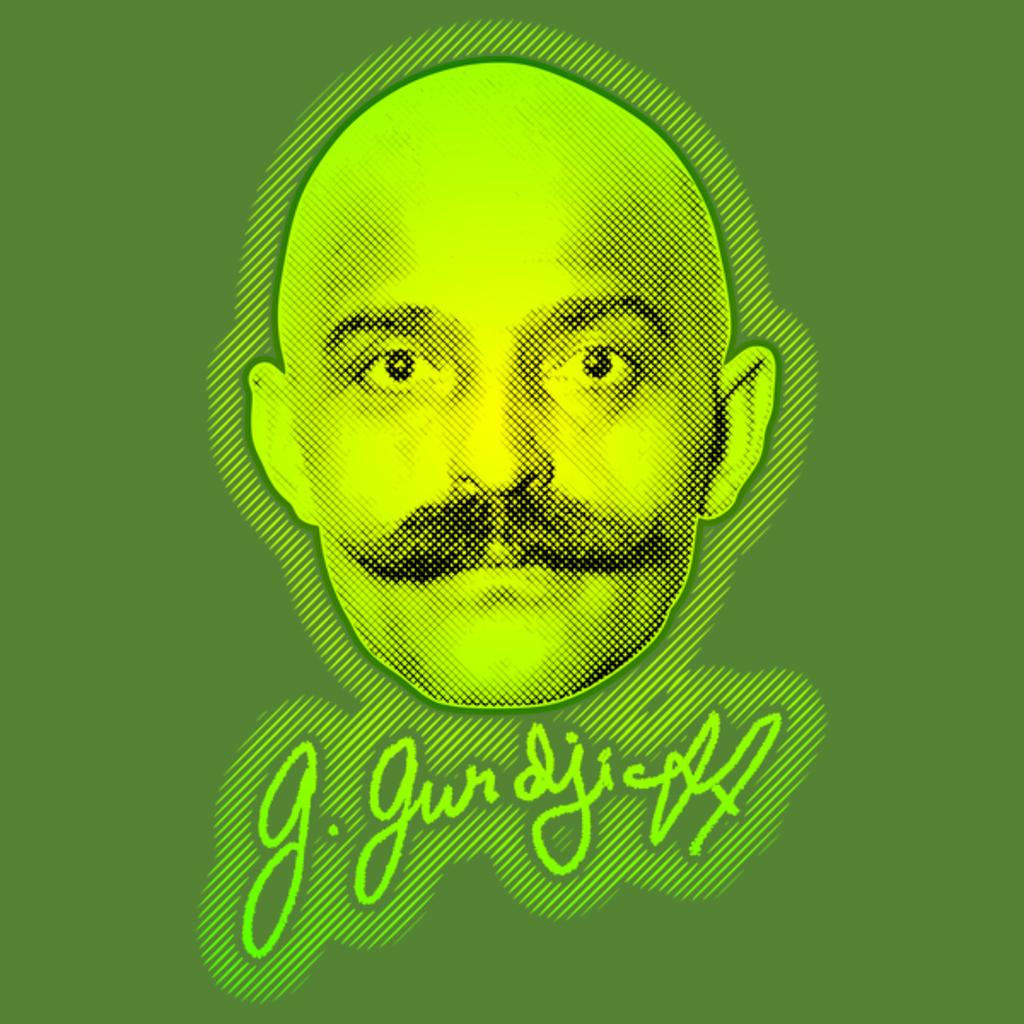 NeatoShop: Gurdjieff