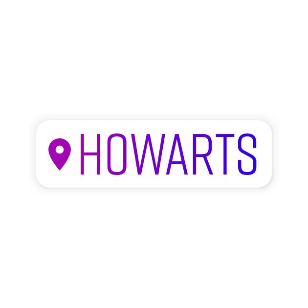 TeePublic: Howarts