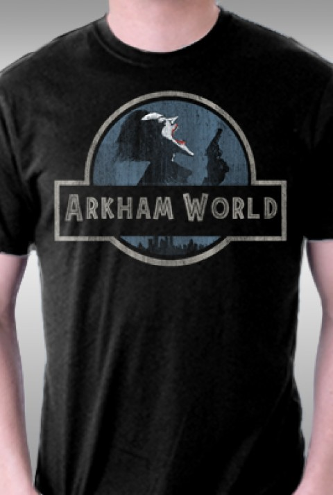 TeeFury: Arkham World