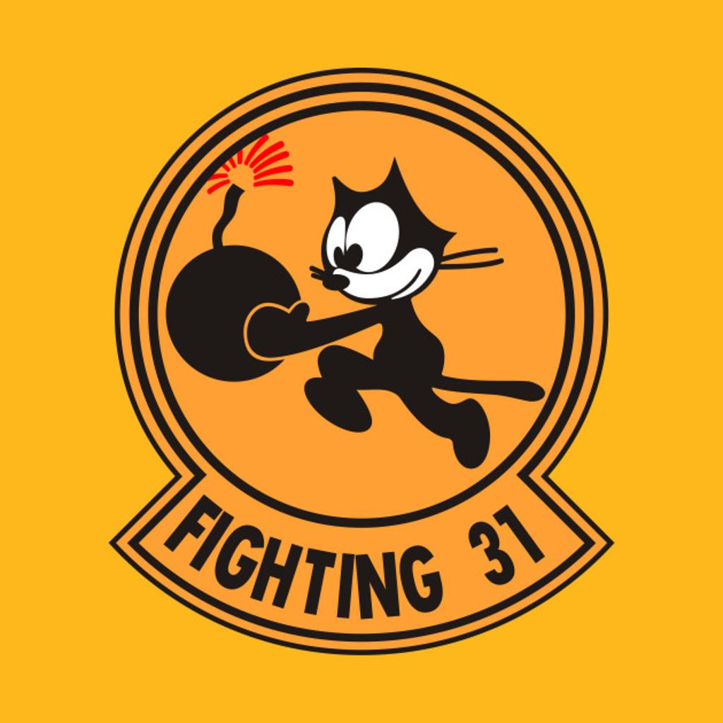 TeePublic: Tomcat VF-31 Tomcatters