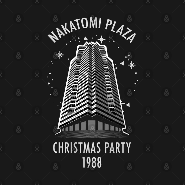 TeePublic: Nakatomi Plaza