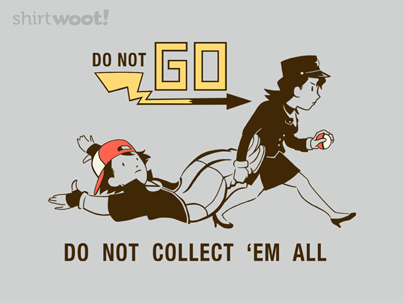 Woot!: Do Not GO! - $8.00 + $5 standard shipping