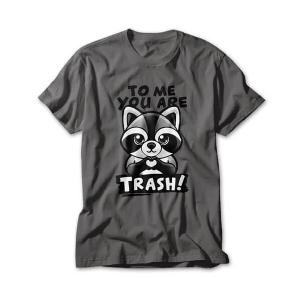 OtherTees: Raccoon trash lover