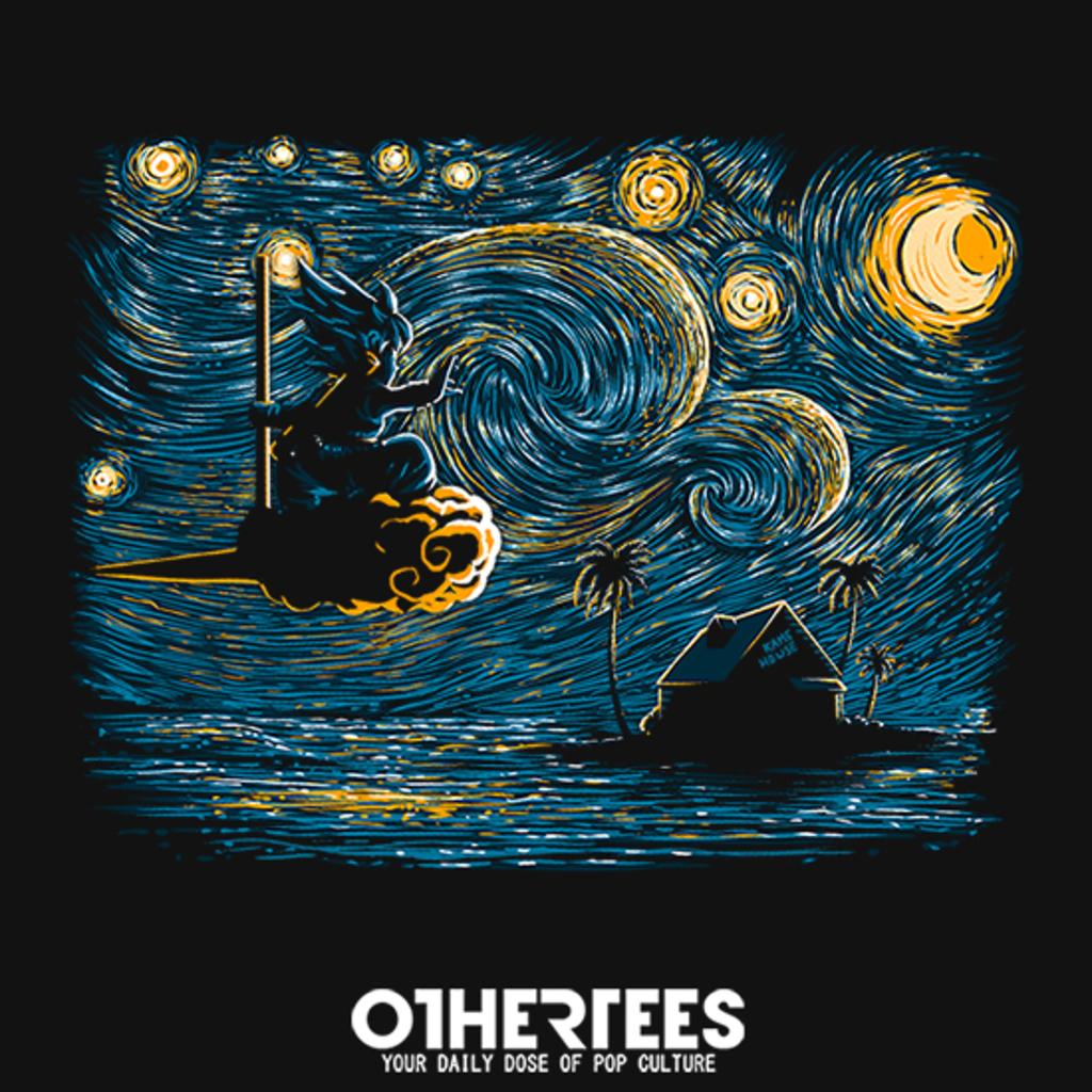 OtherTees: Starry Island