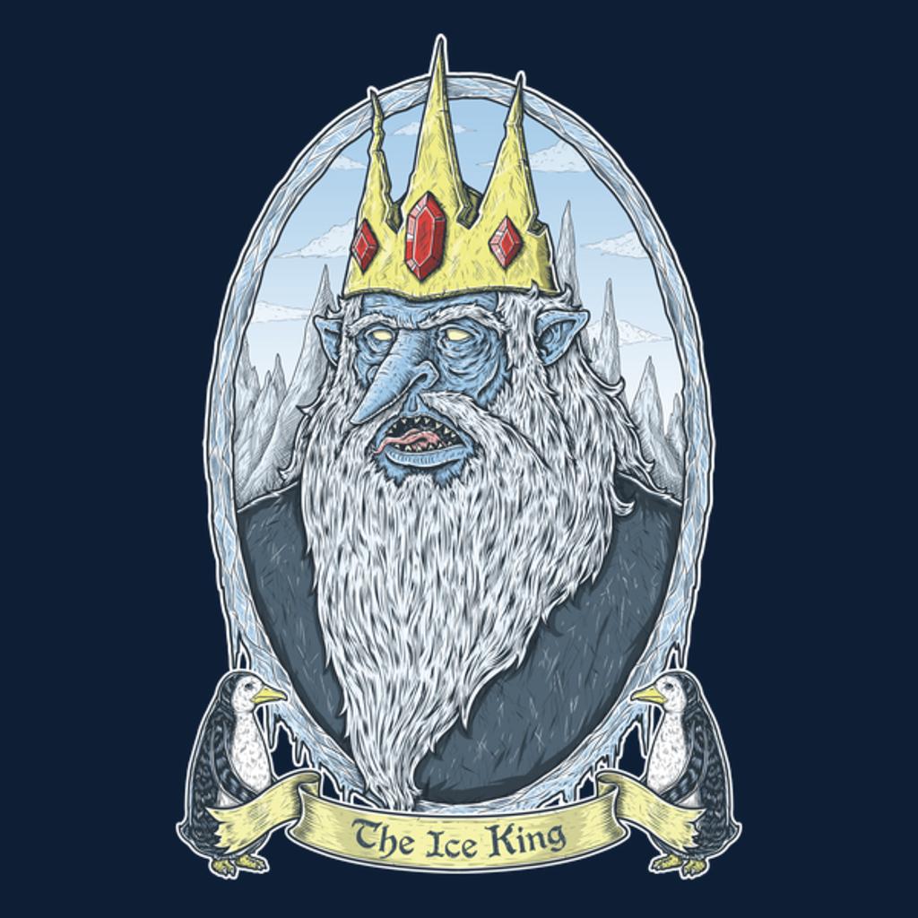 NeatoShop: ICE KING