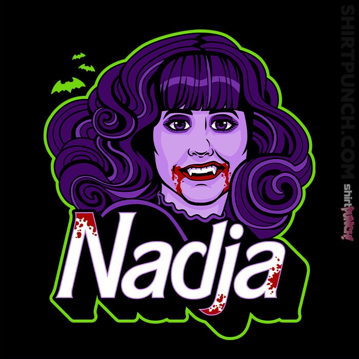 ShirtPunch: Nadja Doll