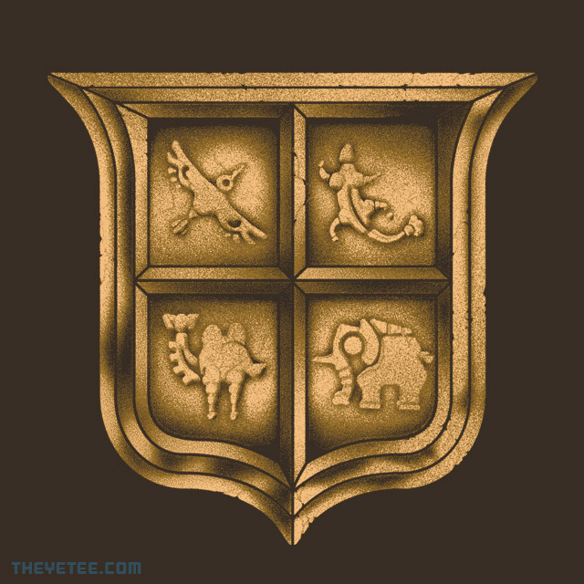 The Yetee: DIVINE SHIELD