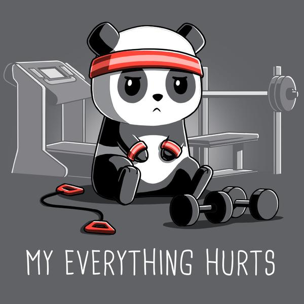 TeeTurtle: My Everything Hurts