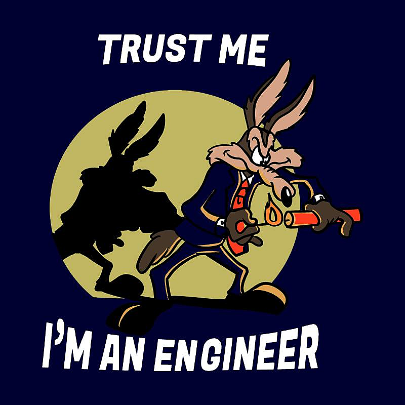 Pampling: Trust Me I'm an Engineer