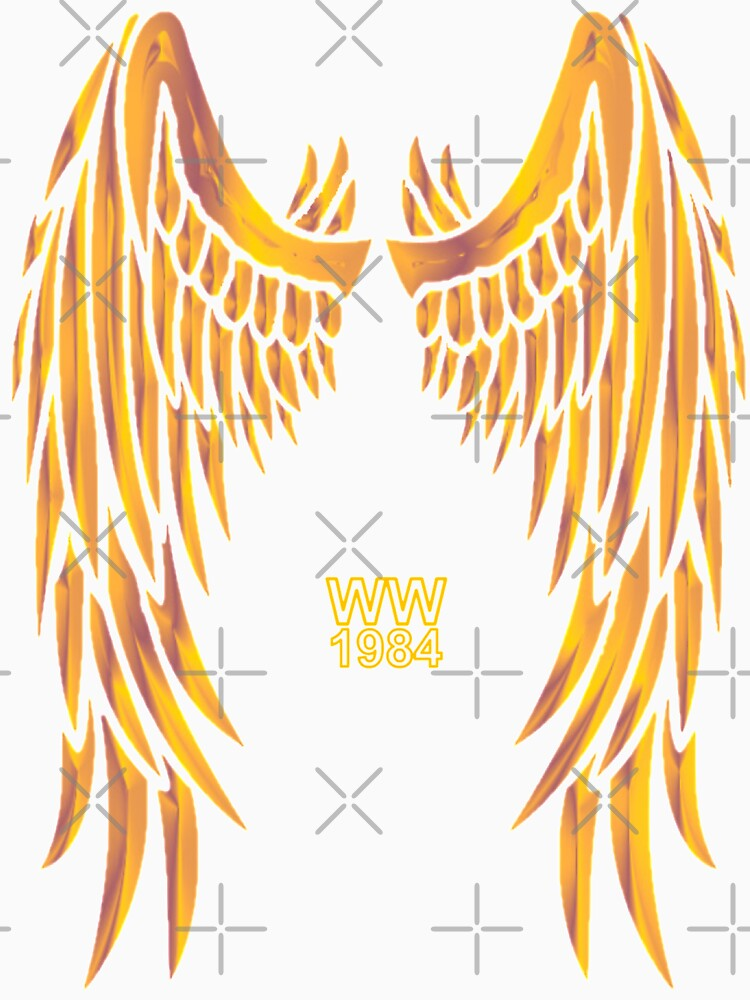 RedBubble: Golden Wonder Wings (WW1984)