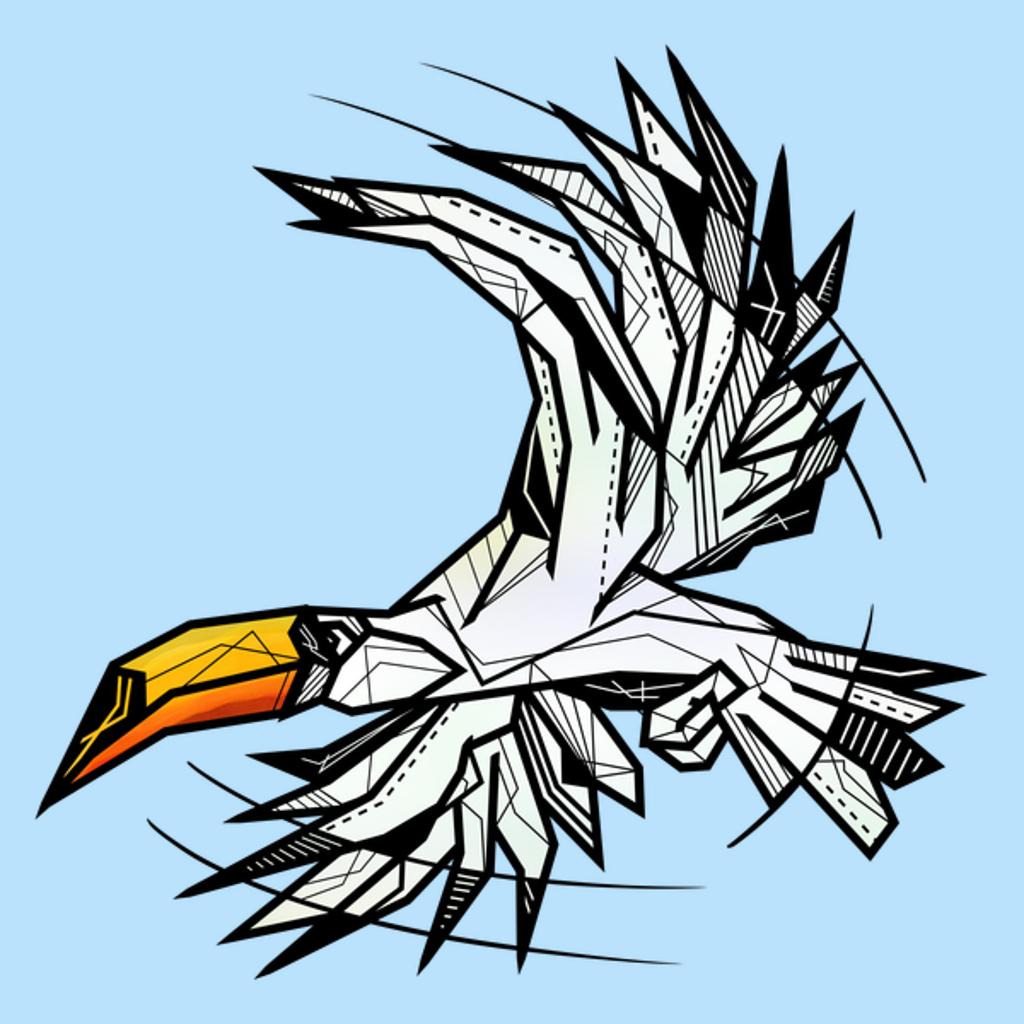 NeatoShop: Geometric toucan bird